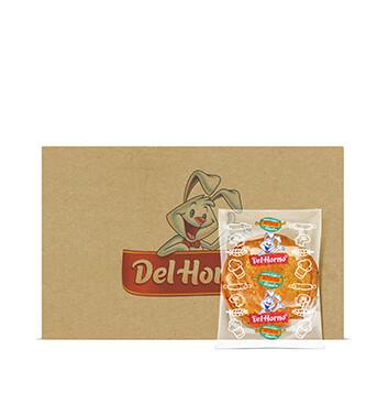 Caja con Pays con Relleno de Piña Del Horno® - 30x90g