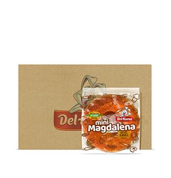 Caja con Mini Magdalenas de Vainilla Del Horno® - 260 g