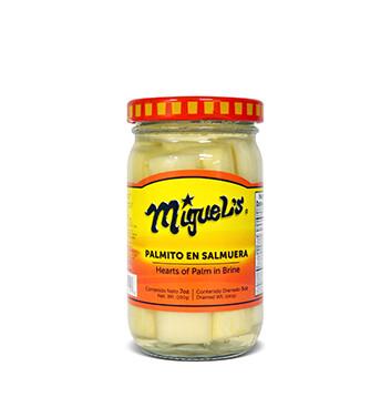 Palmito en Salmuera Miguel's® - 8 oz
