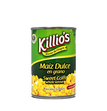 Maíz Dulce en grano Killio's® - 425 g