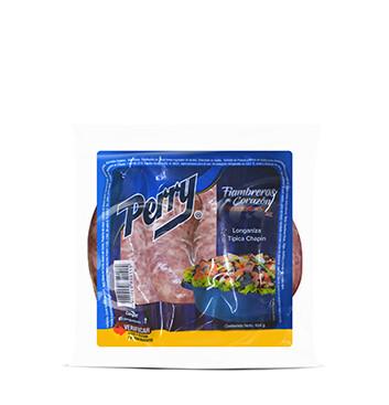 Longaniza Típica Chapín Perry® - 227g