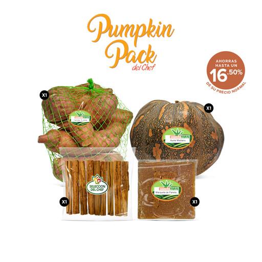 ¡Pumpkin Pack del Chef!