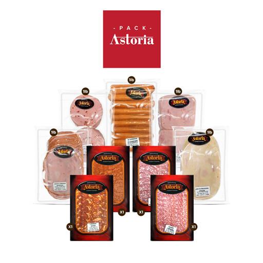 Pack Astoria®