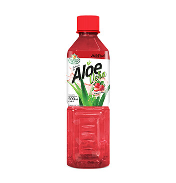 Aloe Vera Selección del Chef® Fresa - 500ml