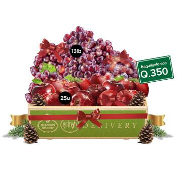 Pack Uvas y Manzanas - Felicidad #3