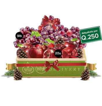 Pack Uvas y Manzanas - Bonanza #2