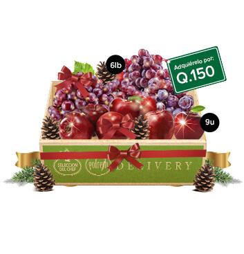 Pack Uvas y Manzanas - Bienestar #1