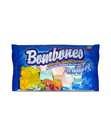 Marshmallows Tricolor Guandy® - 200g
