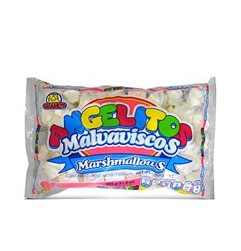 Marshmallows Blanco Churrito Guandy® - 335g