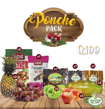 Ponche Pack