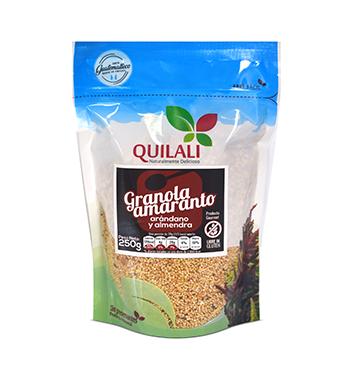 Granola Amaranto Quilali® - Arándano y Almendra - 250g