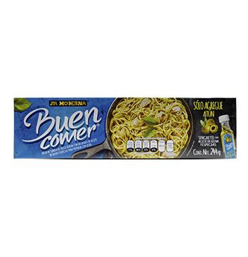 Spaghetti Buen Comer - La Moderna - 244 g. / Caja - Saborolivay especias