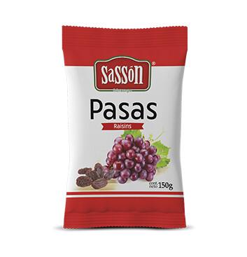 Bolsa Pasas - Sasson - 150 gr