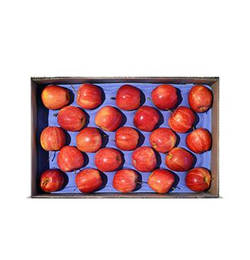 Caja de Manzanas Gala Importada (Cal. 100-113) - 40 Libras