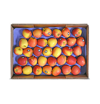 Caja de Manzanas Sweetie - Súper (Cal. 70-80) - 27 Libras