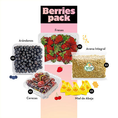 Berries Pack!