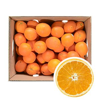 Caja de Naranjas Navel (Calibre 56) - 40 Libras