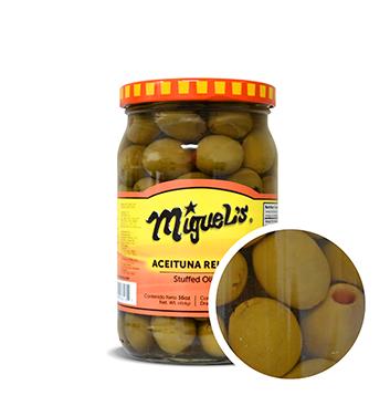 Aceitunas Rellenas Miguel's® - 190g