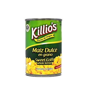 Maíz Dulce en grano Killio's® - 14.9 Onzas