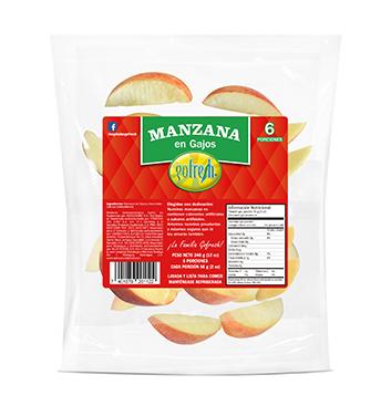 Manzana en Gajos Gofresh® - 6 Meriendas
