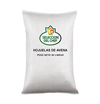 Costal de Avena Integral Selección del Chef® - 50 Libras