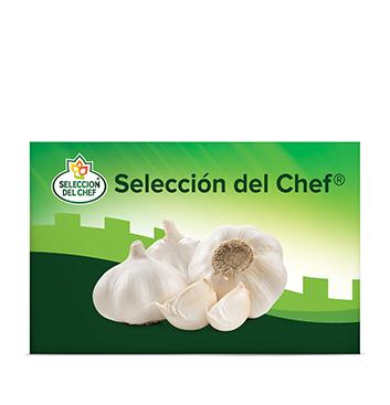 Caja de Ajo Selección del Chef® - 22 Libras