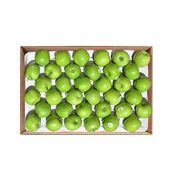 Caja de Manzanas Verde Importada (Cal. 100-113) - 40 Libras