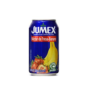 Jugo Jumex® Banano-Fresa Lata - 335ml