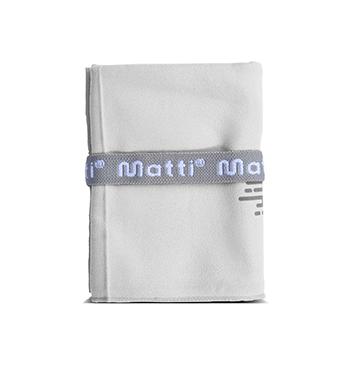 Toalla Matti® Microfibra XS - Color Blanco
