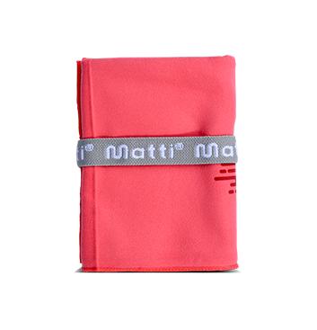 Toalla Matti® Microfibra XS - Color Rosado