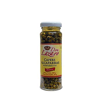 Alcaparras Don Lázaro® - 100 g