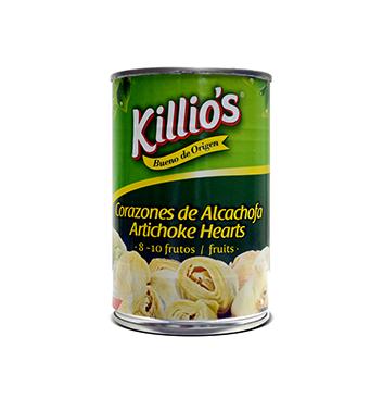 Corazones de Alcachofa Killio's® - 390 g