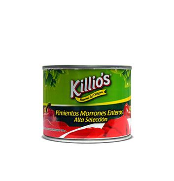 Pimientos Morrones Enteros Killio's® - 105 g
