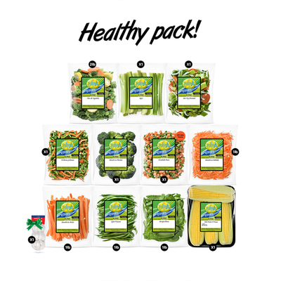 Healthy Pack!