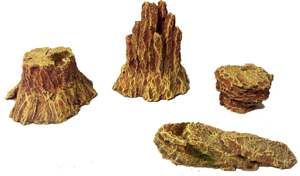Magnetic Rock Formations Expansion Set