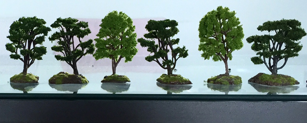 Magnetic Trees Expansion Set (6 pieces)