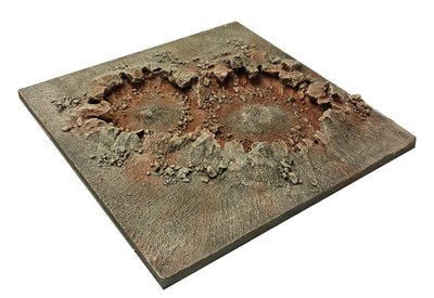 Artillery Craters (Extra Tile)