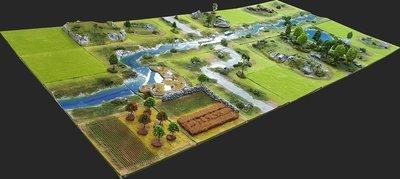 8'x4' EPIC Battlefield Set