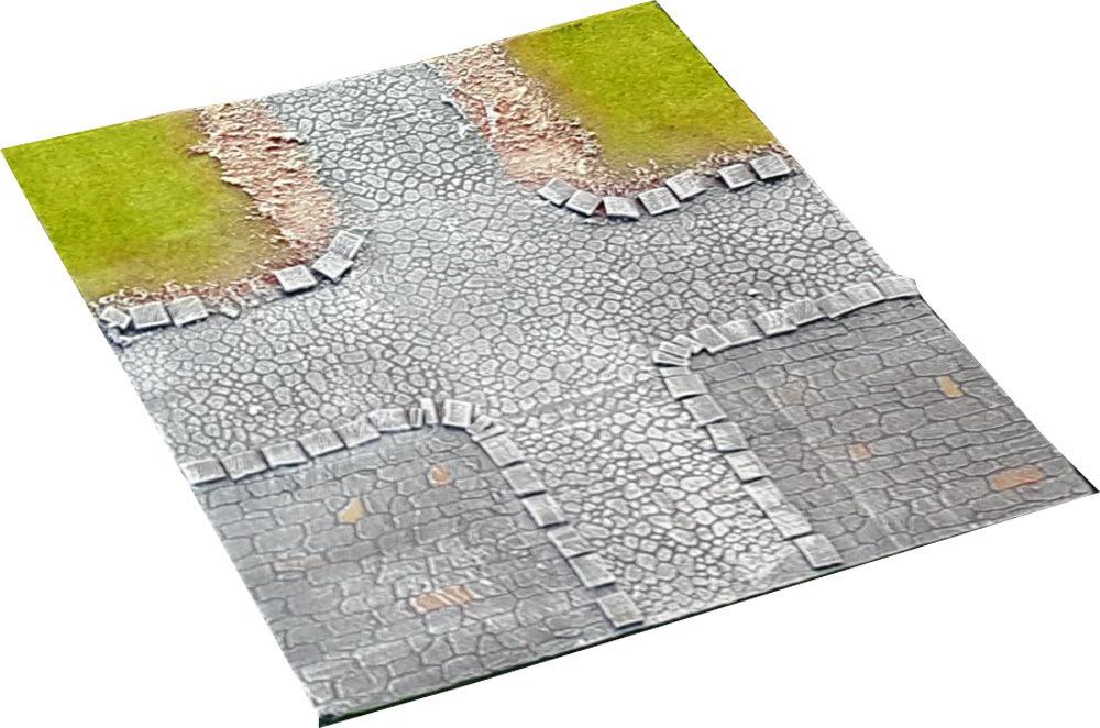 "TRANSITION Urban Tile ""X"""