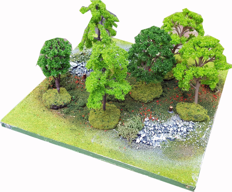 Forest / Badlands (Extra Tile)