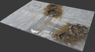 Kill Team Battlefield Set - Imperial City Sector
