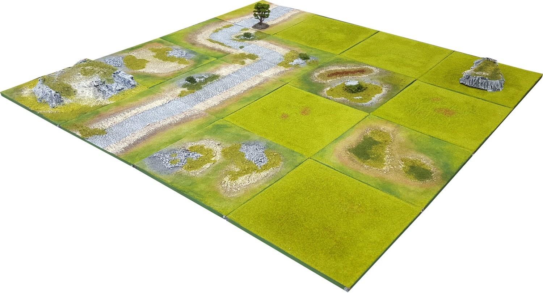 4'x4' CORE Battlefield Set