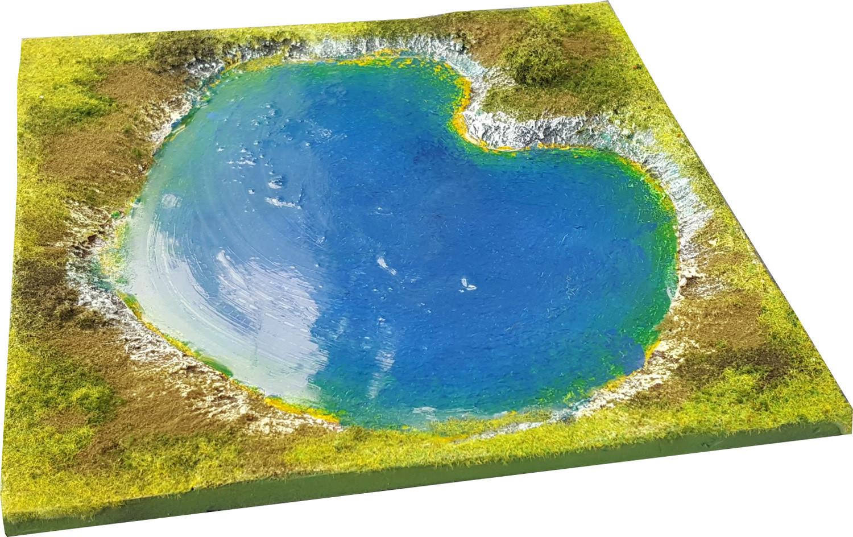 Pond - Small lake (Extra Tile)