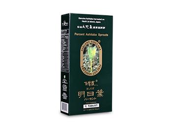 Percent Ashitaba Tablet (50gx2bags)