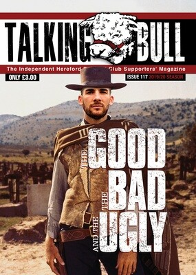 LATEST ISSUE: THE GOOD, THE BAD, AND THE UGLY...Edition 117