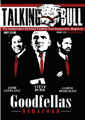 LATEST ISSUE: THE GOODFELLAS...Edition 118