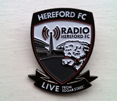 Radio Hereford FC Badge