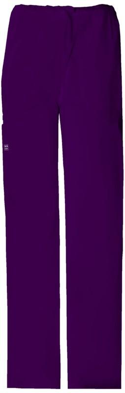 Pantalone Unisex CHEROKEE CORE STRETCH 4043 Colore Eggplant