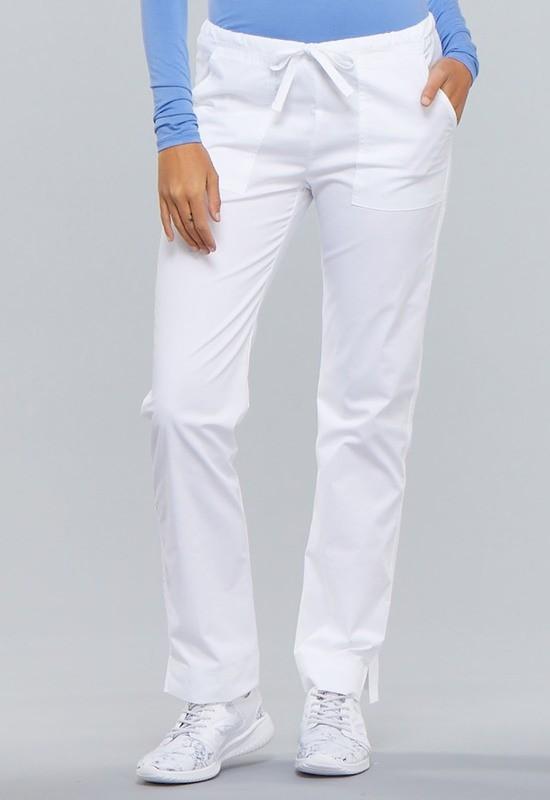 Pantalone CHEROKEE CORE STRETCH 4203 Colore White