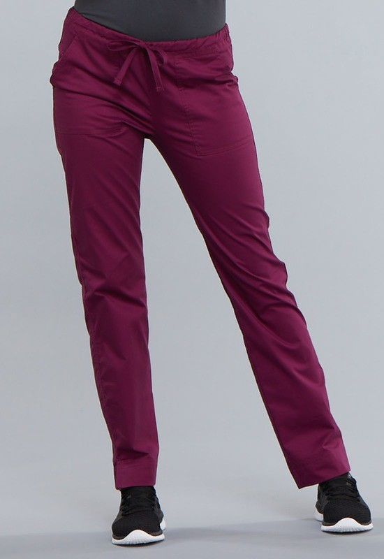 Pantalone CHEROKEE CORE STRETCH 4203 Colore Wine
